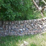 Stone dyke