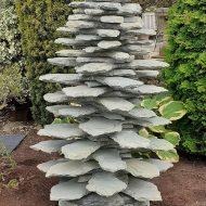 Tree Slate Sculpture